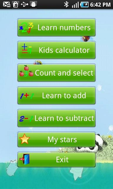 Learning numbers for toddlers - educational game - Apps on ...