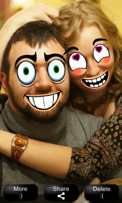 [FREE][APP] MakeMeSmile Camera application-result_view_vertical_scr3_h400.png