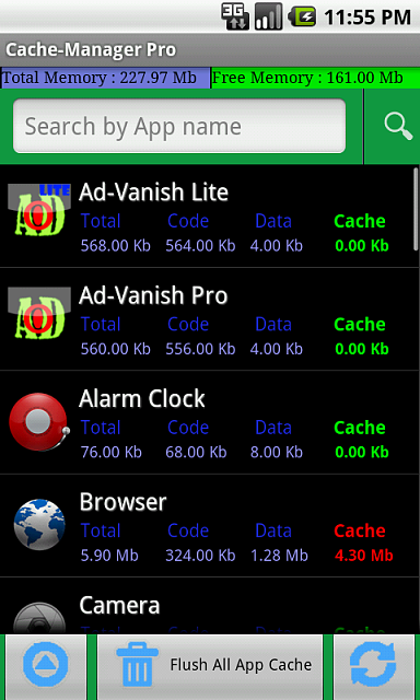Cache-Manager : Ultimate domination of your device Cache, Boost your device speed.-device-2012-11-17-235602.png