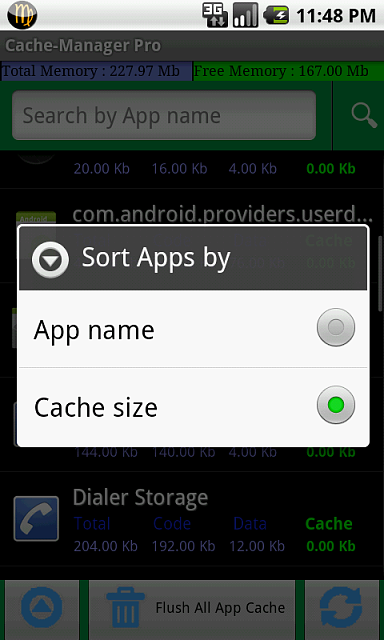 Cache-Manager : Ultimate domination of your device Cache, Boost your device speed.-device-2012-11-17-234841.png
