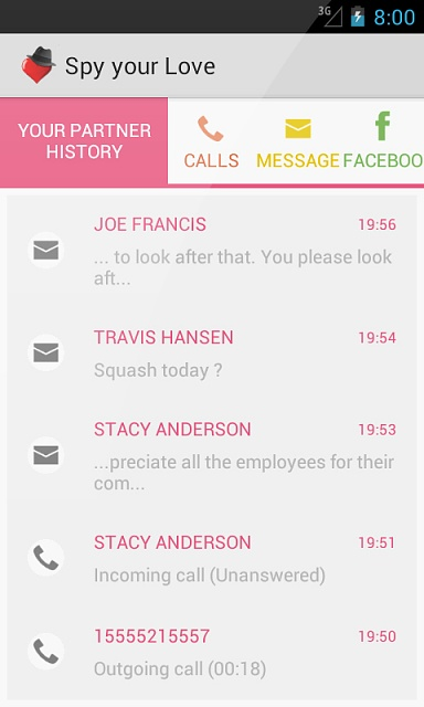 [App] Spy your Love - Mutual Calls, SMS and Facebook monitor-screen5.jpg