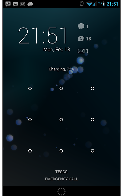 AnyDash - Show notifications from any app in your DashClock Widget-example_pro_1.png