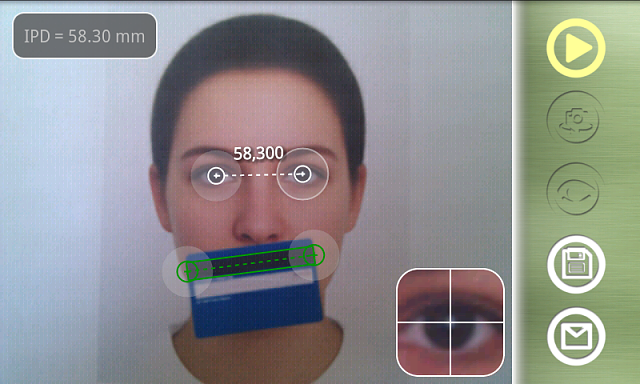 [PAID APP][FROM DEVELOPER] Pupil Distance Meter - automatic Pupillary Distance PD measure tool-pdm_mf_after_measure.png