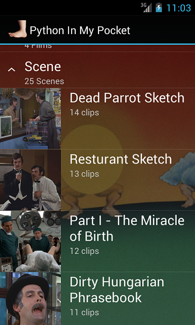 """[APP] - """"In My Pocket"""" Soundboards for Ghostbusters, The Crow, Flash Gordon, Monty Python-a_ss3.png"""
