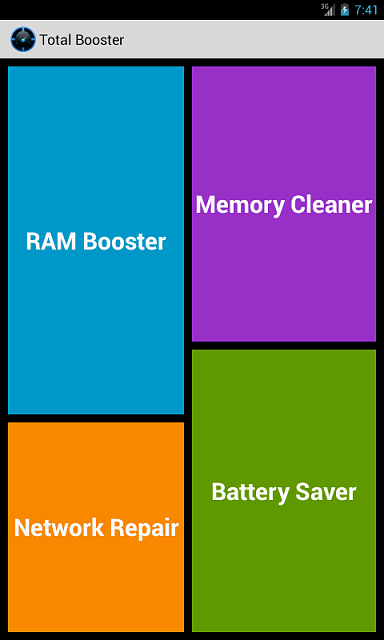 Total Booster: Boost RAM, Battery, Network & Clean Phone-1.png