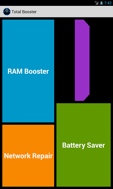 Total Booster: Boost RAM, Battery, Network & Clean Phone-2.png