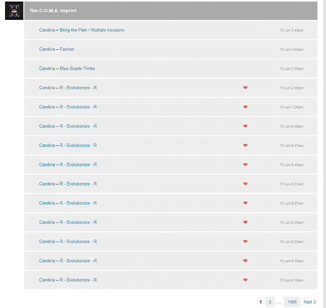Scrobbling tracks to Last fm from Google Play Music