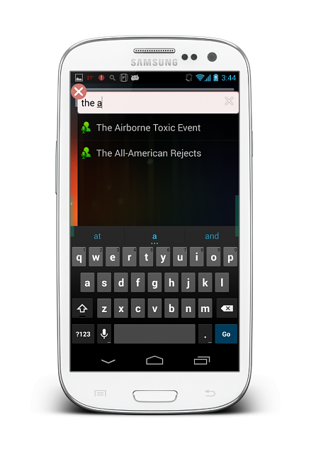 [Android App] Fast Search Plus for Android-tray2.png