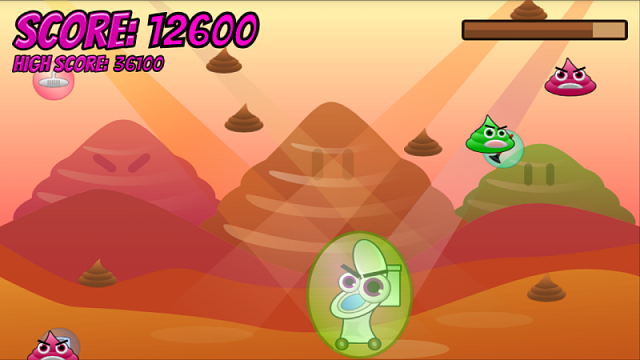 [GAME]  Mad Toilet : Land of Poo-screen3.png