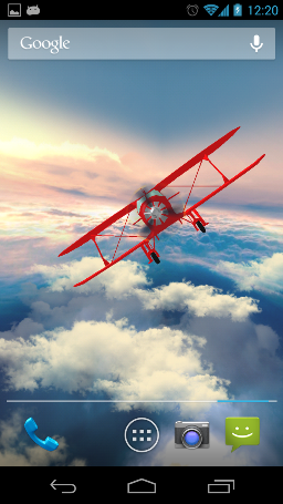 Gliders in the sky 3D live wallpaper-screenshot_2013-08-16-12-20-28.png