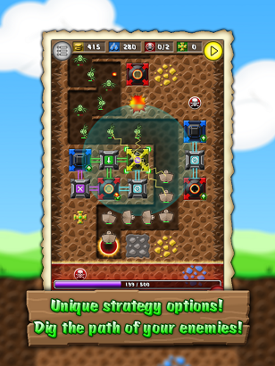 CastleMine - Now on Google Play! [Free with no IAP]-castlemine_promo_005.png