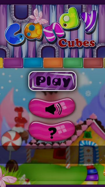 Candy Cubes [Free Android Game Download]-menu.png