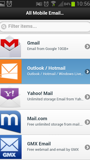 APP][2.2+] All Email Providers (v1.7) - Android Forums at ...