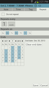 Penocle - New calendar/notepad/organizer application for Galaxy Note devices-3.png