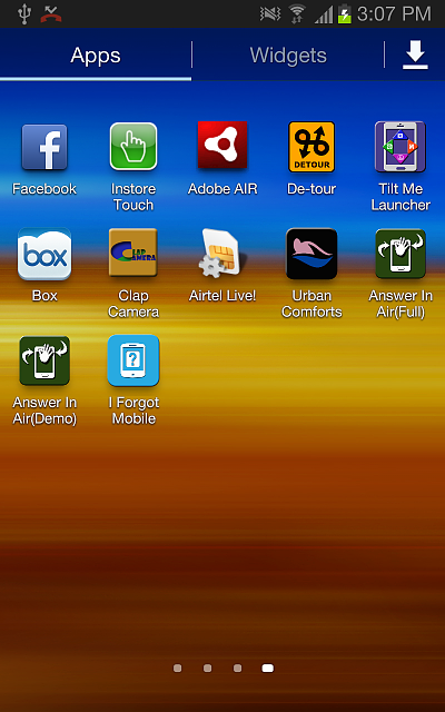I Forgot Mobile Adroid app sends email of missed calls and sms-droid-screen-4.png