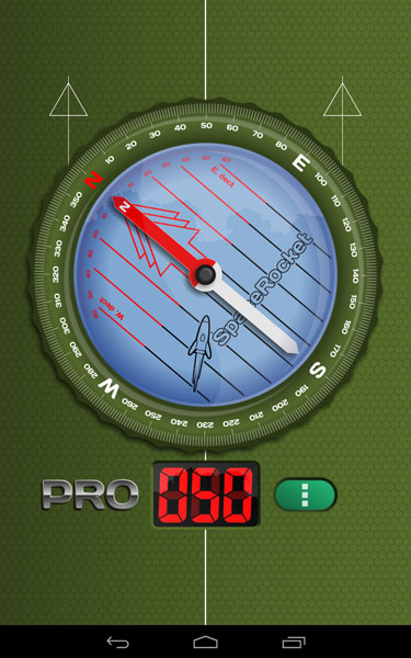 FREE][TOOLS] Spirit Level App and Compass App - Android Forums at