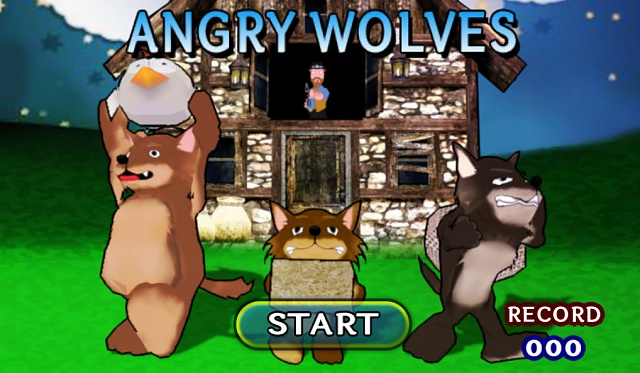 [FREE] [GAME] [2.3.1+] Angry Wolves 1.1-screen1.jpg