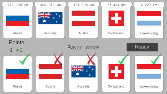 Quiz App ranks the Countries of the World - Rank Master-rankmaster_screen1.jpeg