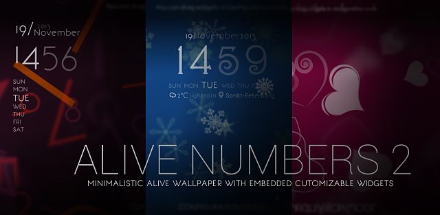 [WLP][FREE][2.3+] Alive numbers 2 v.2.013 More than just lwp-an2promo2.png