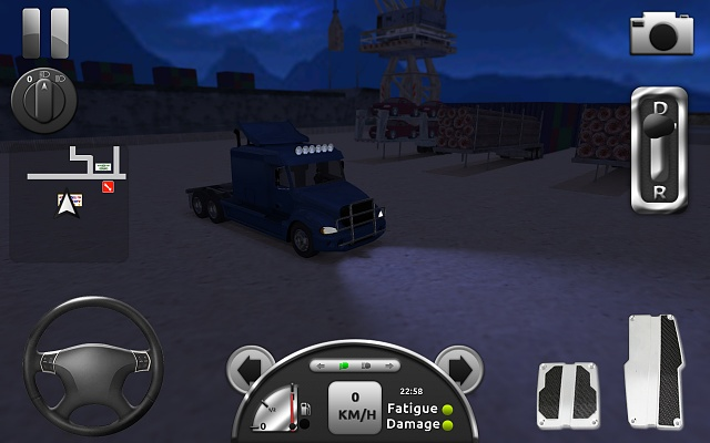 [FREE][GAME] Truck Simulator 3D - the only truck simulator on mobile!-screen3.jpg