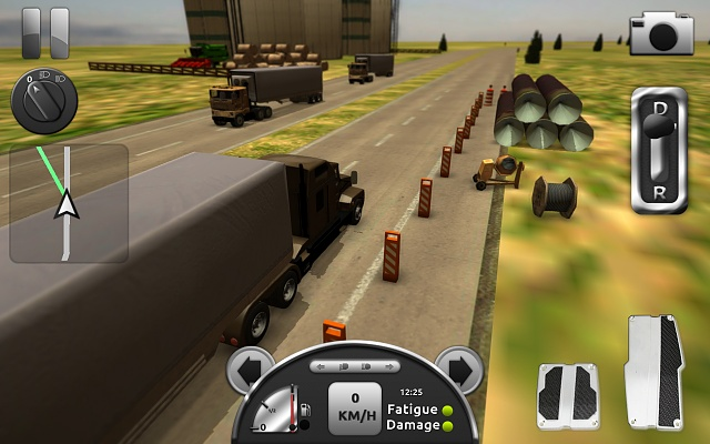 [FREE][GAME] Truck Simulator 3D - the only truck simulator on mobile!-screen5.jpg