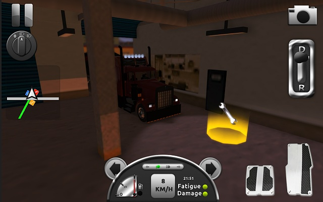 [FREE][GAME] Truck Simulator 3D - the only truck simulator on mobile!-screen6.jpg