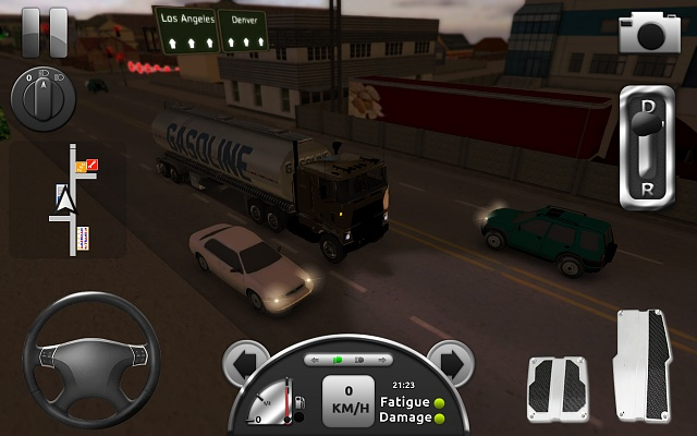 [FREE][GAME] Truck Simulator 3D - the only truck simulator on mobile!-screen8.jpg