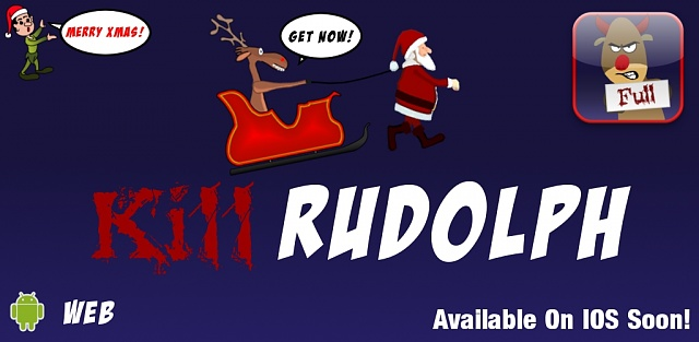 Kill Rudolph [Newly Released Android Game]-promo.jpg