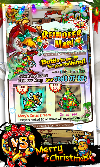 "[Game Free]Merry Christmas!![Paper Paladin]Totally New ""Cutting-Bounce"" game play!  2D Real-time PVP-pic_2.png"