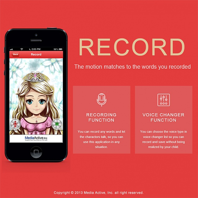 [Free App]  for parents who are raising up the children,-record.jpg