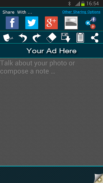 New App Announcement: Social Media Voice Notepad-screenshot_2013-12-25-16-54-28.png