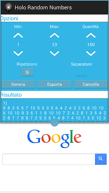 Holo Random Numbers, with samsung multiwindows, optimized for phone and tablets!-screenshot_2013-12-27-18-04-14.png