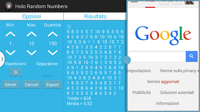 Holo Random Numbers, with samsung multiwindows, optimized for phone and tablets!-screenshot_2013-12-27-18-05-00.png