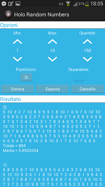 Holo Random Numbers, with samsung multiwindows, optimized for phone and tablets!-screenshot_2013-12-27-18-05-16.png