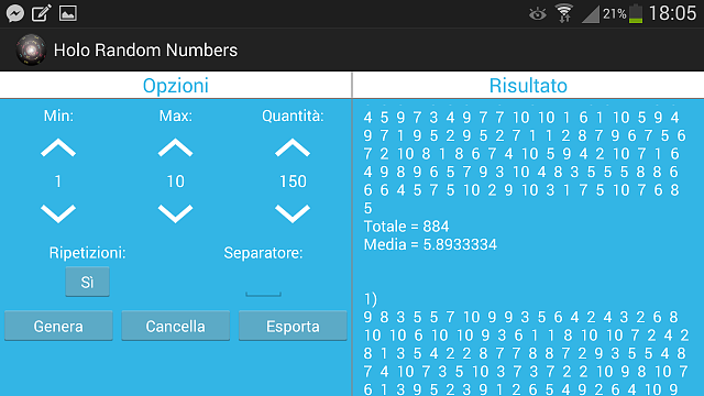 Holo Random Numbers, with samsung multiwindows, optimized for phone and tablets!-screenshot_2013-12-27-18-05-24.png