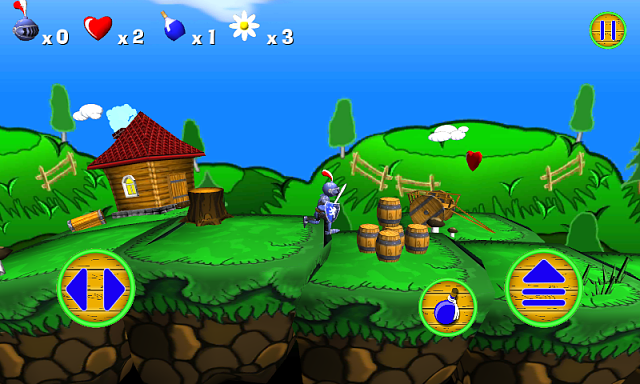 Knight Adventure [GAME] [RUNNER] [FREE]-knightadventure_mobile1.png