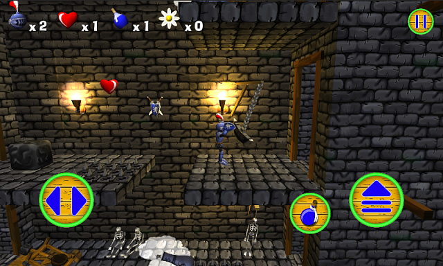 Knight Adventure [GAME] [RUNNER] [FREE]-knightadventure_mobile4.png