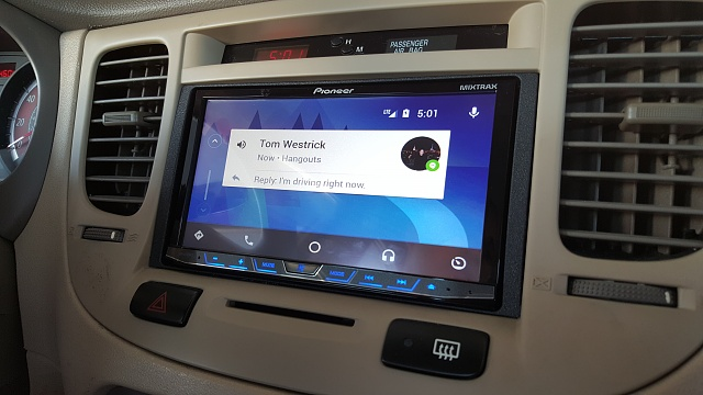 My Android Auto Review - Android Forums at AndroidCentral com