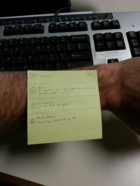 Santa Phil Day 4: Win a (as in 1) ASUS ZenWatch-20141218_110147.jpg