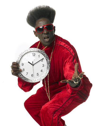 Santa Phil Day 4: Win a (as in 1) ASUS ZenWatch-flavor-flav-clock.jpg