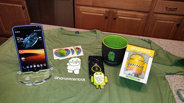 CONTEST: Win a rad box of Android Central goodies!-swag.jpg