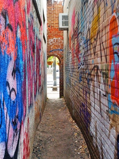 Weekly photo contest -- color-alley.jpg