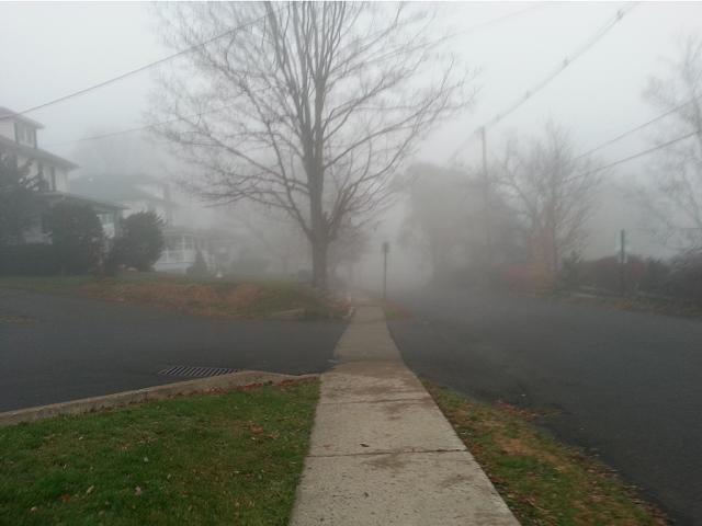 Weekly photo contest -- the weather-20121025_073737.jpg