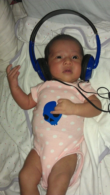 Weekly photo contest -- rocking out!-genevieverockout.jpg