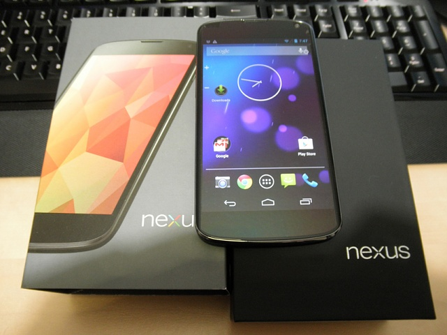 Win a Nexus 4 charging orb from Android Central-mynexus.jpg