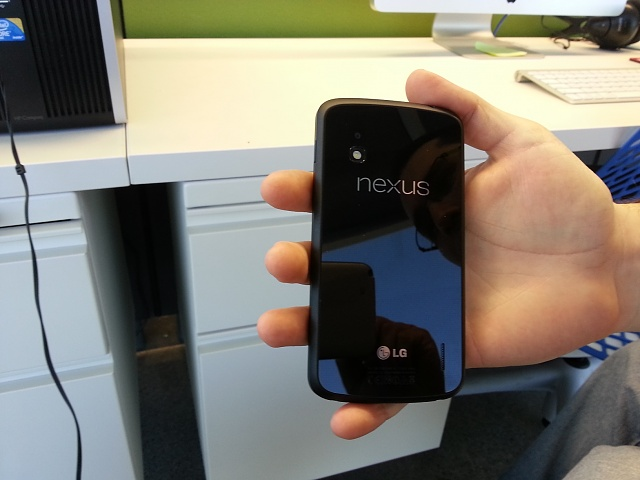 Win a Nexus 4 charging orb from Android Central-my-nexus4.jpg