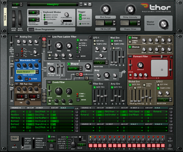 Win 1 of 2 Tegra 4 powered HP Slatebook X2 tablets-propellerheads-thor-modular-synthesizer.png