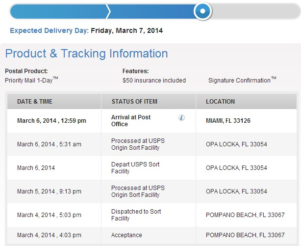 UPS Doesn't really track packages, just gives theoretical guesses-usps.jpg