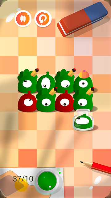My new logic game Paint the Monsters-screenshot_2014-01-29-21-14-13.png