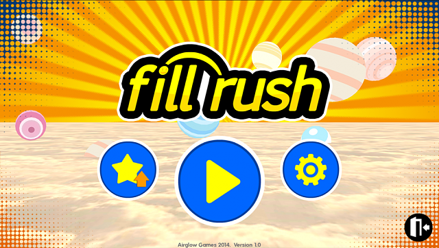 [FREE][2.5D] FILL RUSH - A Filler Game on STEROID!-01frontpage_s.png